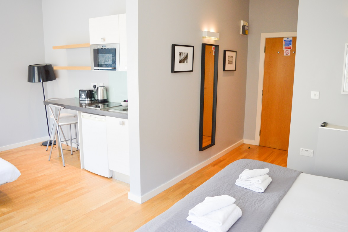 serviced apartments London